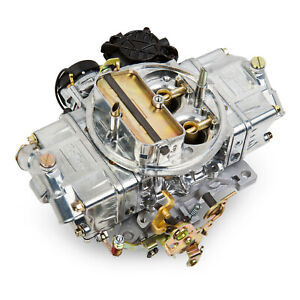 Holley 0 80570 Carburetor 570 Cfm Street Avenger Electric