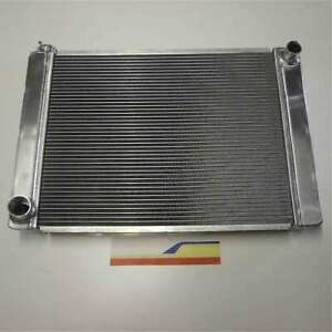 Ambush Performance A1025 Radiator 24 Single Pass Universal Alum Ford
