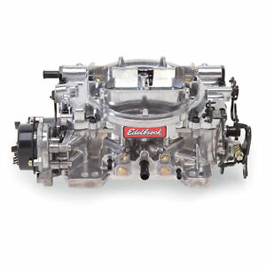 Edelbrock 1813 Carburetor 800 Cfm Thunder Electric Choke