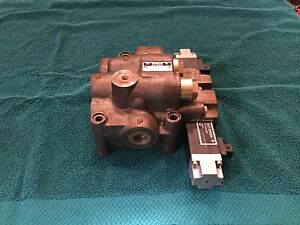 Bosch Hydraulic Valve 12v Variable 0 521 220 012
