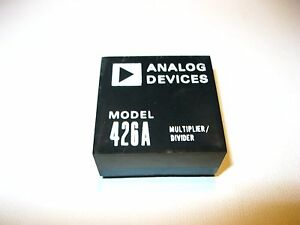 426a Multiplier Divider Analog Devices