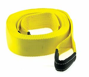 Smittybilt 2 Inch 30 Foot Tow Strap Rated 20000 Lbs Cc230