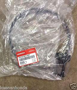 Genuine Oem Honda Element Hood Release Cable With Handle 2009 2011