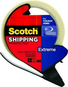 3m 8959 rd Scotch Extreme Application Packaging Tape With D no 8959 rd