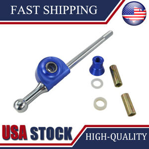 Throw Short Shifter Quick Gear Kit For 93 01 Subaru Legacy 96 01 Impreza 5 Speed
