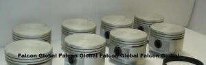 Plymouth Dodge Chrysler 440 Cast Pistons 8 040 Silvolite 1972 78