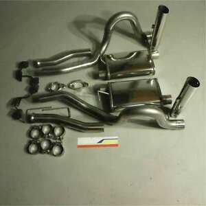 Magnaflow Performance Exh 15630 Exhaust System Cat back System For 5 0l Mustang