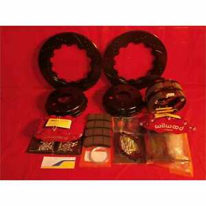 Wilwood Brakes 140 13333 Dr Brake Kit Rear Chev 13 14 Rot Brake Kit Rear 70 Che
