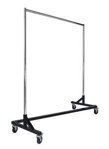 Z Rack Coat Rack New Heavy Duty Rack Black Base Super Sale