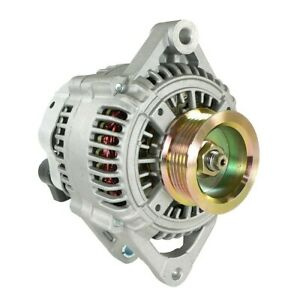 New Alternator Chrysler Town Country Van Voyager Dodge Caravan Plymouth