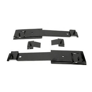 Bucket Seat Mounting Bracket Set Of 4 4031 507 66s