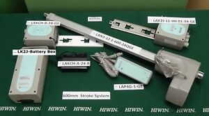 Hiwin Actuator Kit 2 With 600mm Stroke