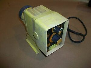 Liquid Medtronics Inc Dosing Pump A151 92t 115vac