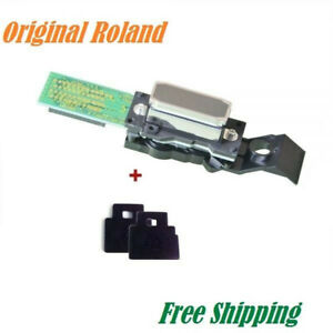Us Stock Roland Dx4 Eco Solvent Printhead With Two Solvent Resistant Wiper Blade