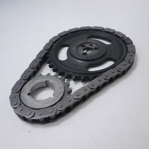 Chevy 5 7 5 7l 350 Vortec Cloyes Street True Roller Timing Chain Set 1996 2002