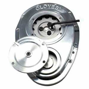 Cloyes Gear 9 221 Timing Cover Sbc Quick Button Two Piece Cover