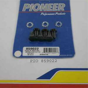 Pioneer Products 859022 Auto Transmission Flexplate Bolts Ford Chevy 2pc Seal
