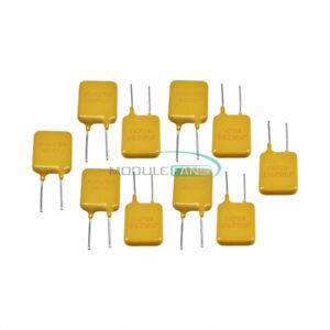 10pcs 0 65a 650ma 250v Polyswitch Resettable Fuse Poly Switch Fuses Polyfuse