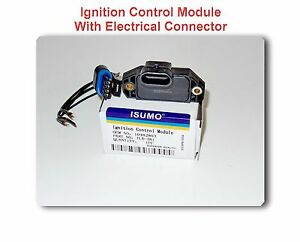 Ignition Control Module With Connector For Gm Buick Cadillac Chevrolet Gmc Isuzu