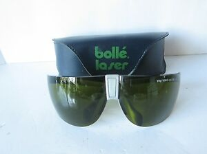 Bolle Laser Safety Glasses Goggles Cutting Protection Ppe Lllt Industrial Eye
