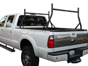 650 Lbs Utility Adjustable Pick Up Truck Bed Ladder Rack Lumber Kayak Contractor