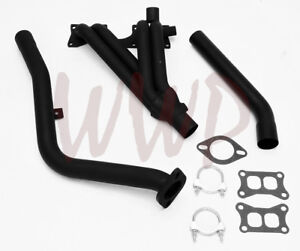 Performance Exhaust Header For 81 85 Nissan datsun 720 Pickup Truck 4wd Only