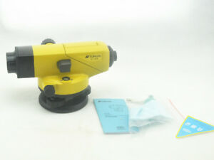 New Topcon At b4 Automatic Optical Level 24 X Magnification
