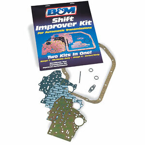 B M Automotive 20260 Auto Trans Shift Kit Shift Improver Kit 65 87 Gm Th400