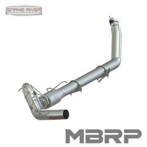 Mbrp 4 Exhaust For 94 97 Dodge Ram Cummins Diesel 5 9l 2500 3500 Turbo Back