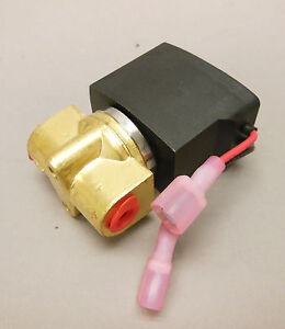 Century Mig Welder 246 086 666 Gas Solenoid Valve All Star Dayton Craftsman