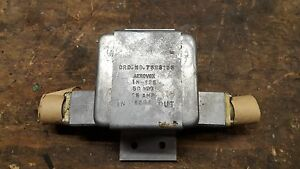 Jeep Willys M38 Dodge M37 Ignition Radio Filter Assembly Nos G740 G741