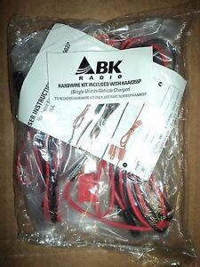 New Bendix King Kaa0602p Hardwire Kit For Kaa0355p Kng P Vehicle Charger