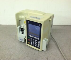 Hospira Plum A Iv Fluid Medical Single Chamber Infusion Pump Release E11 60