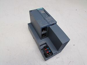 Siemens Simatic Et 200sp 6es7155 6au00 0bn0 Xlnt Used Takeout Make Offer