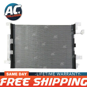 Cof133 3791 Ac A c Condenser For Ford Fits Mustang Base Gt Shelby V6 V8
