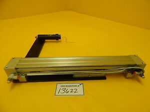 Zygo Automation Systems N2 Wafer Spray Arm Assembly N2 4 Armi Used Working