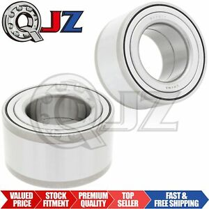 For 2000 2006 Toyota Tundra Rwd 4wd front Pair 2pcs Wheel Bearing Replacement