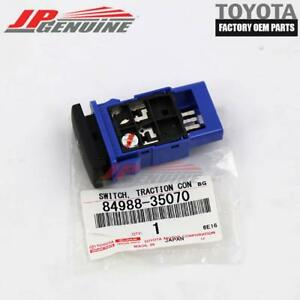 Genuine Oem Toyota 84988 35070 Traction Control Switch Fj Cruiser 4runner