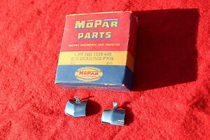 46 47 48 Early 1949 Plymouth P15 Windshield Center Bar Top Bottom Clips Mopar
