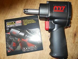Mighty Seven Nc 4620hq 1 2 In Drive Air Impact Wrench