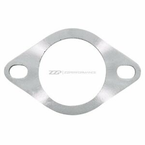 Zzperformance Stainless Steel 2 5 2 Bolt Exhaust Flange