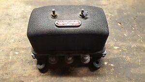 Jeep Willys Mb Gpw Dodge Military A 1409 6 Volt Voltage Regulator G 503 Core