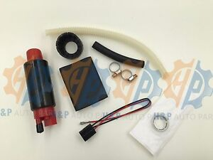 Gss340 New Fuel Pump In Tank Kit For Bmw Ford Walbro