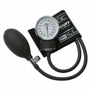 Prosphyg 760 Aneroid Sphygmomanometers Pediatric bp Cuff Black 50 0067