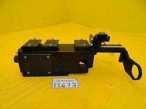 Kla tencor Optical Lens Mirror Housing Assembly 730 404395 00 5107 Used Working