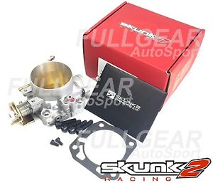 in Stock Skunk2 Alpha 70mm Throttle Body For Honda B D F Series Engine