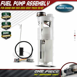Electric Fuel Pump Module Assembly For Dodge Ram 1500 2500 3500 1996 1997 E7093m