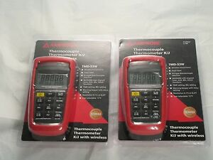 Amprobe Tmd 53w Thermocouple Thermometer K J type
