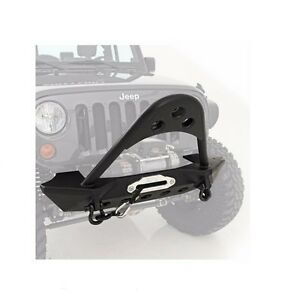 Smittybilt Src Front Stinger W D ring Mounts For 07 17 Jeep Wrangler Jk 76524