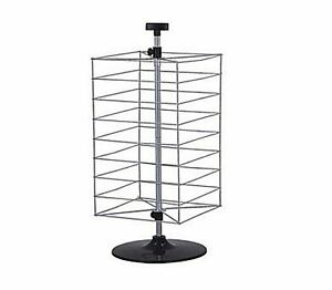 Earring Display Spinner Rack